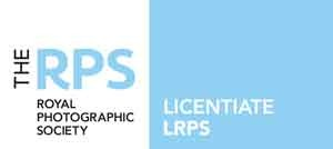 Logo of a Licentiate member of the Royal Photographic Society