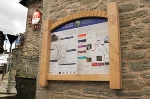 Talgarth sign