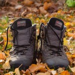 Autumn walking boots