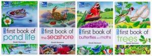 RSPB books