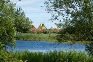 Hanson gravel extraction at Ouse Fen, Cambridgeshire